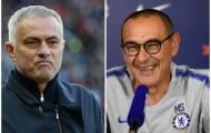 Đối đầu 'Sarri-ball', Mourinho cần gì phải ngại?
