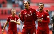 Ở Liverpool thực tế có tới 2 Van Dijk