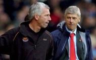 12 năm trước, Wenger từng dính vào 'rắc rối' giống Mourinho