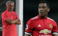 'Martial xứng đáng được nhận tình thương của Mourinho'