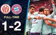 Highlights: Mainz 05 1-2 Bayern Munich (Vòng 9 giải VĐQG Đức)