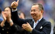 Leicester sắp ra quyết định lịch sử để vinh danh cố chủ tịch Vichai