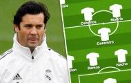 Real Madrid dùng đội hình nào ở trận đầu tiên thời hậu Julen Lopetegui?
