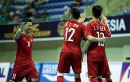 Thắng cách biệt Timor Leste, tuyển futsal VN vào bán kết giải ĐNA