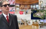 Ông chủ Liverpool rao bán biệt thự sang chảnh có 19 phòng tắm, 1 rạp chiếu bóng