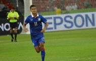 Sao Thái Lan giã từ đội tuyển quốc gia vì không được dự Asian Cup