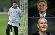 HLV M.U là Solskjaer, Zidane hay Pochettino, Rooney đã có câu trả lời