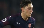 Cực nóng! Đại diện chốt tương lai Mesut Ozil ở Arsenal