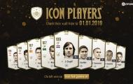 Gerrard, Lampard và hàng loạt huyền thoại tái xuất trong mùa đỉnh cao ICONS