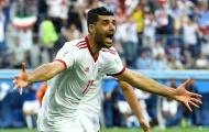Tiền đạo Iran thờ ơ với danh hiệu vua phá lưới Asian Cup