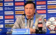 HLV Thái Lan: 'Cả đội đã thi đấu quyết tâm để giành chiến thắng'