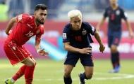 Highlights: Bahrain 0-1 Thái Lan (Asian Cup 2019)