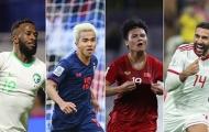 Chính thức! Asian Cup xếp Quang Hải nằm chung danh sách đề cử với 'Messi Thái'