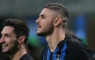 Bị loại khỏi đội hình Inter, Icardi tung thông điệp bí ẩn
