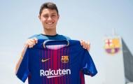 Sao trẻ Barcelona gắn bó lâu dài với đội bóng