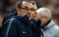 Cầu thủ Chelsea tin Sarri sẽ bị sa thải với 1 điều kiện