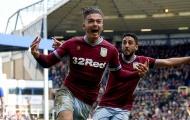 Bị CĐV 'tẩn' trên sân, sao Aston Villa vẫn khẳng định 'đây là ngày tuyệt vời nhất'