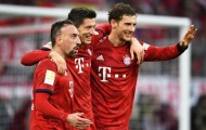 Highlights: Bayern Munich 6-0 Mainz 05 (Bundesliga)