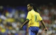 """Top 6 """"số 10"""" vĩ đại nhất trong lịch sử bóng đá Brazil"""