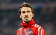 Trước sự việc Bayern mua 2 tân binh, Hummels vẫn 'bình chân như vại'