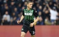 Săn hậu vệ phải, Juventus đưa sao Sassuolo vào tầm ngắm