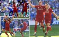 Đây! Một điều cho thấy tầm ảnh hưởng của Salah không chỉ đến từ bàn thắng