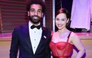 Trốn Liverpool, Salah lịch lãm diện kiến 'Mẹ Rồng'