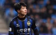 HLV Incheon chia sẻ lý do Công Phượng 'biến mất' ở danh sách thi đấu