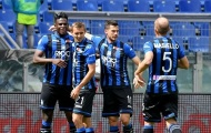 Bắn hạ 'Đại bàng', Atalanta bắt đầu mơ về Champions League