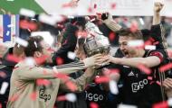 Ajax nhận cú hích cực lớn trước trận chiến với Tottenham