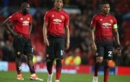 Man Utd và nỗi đau 1 thập kỷ: Đâu còn là 'đại gia' nước Anh?