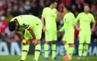 NÓNG: Thua thảm Liverpool, Barca tiếp tục nhận tổn thất nặng nề