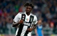 Top 10 chân sút hiệu quả nhất Serie A: Moise Kean 'vô đối'