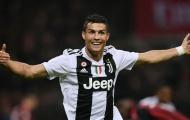 """""""Ronaldo ở Juventus 1 năm nhưng làm tốt hơn 3 năm ở Real Madrid"""""""