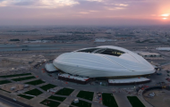 Choáng ngợp! Qatar ra mắt SVĐ tuyệt đẹp cho World Cup 2022