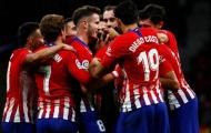 Atletico đang sở hữu một 'kỷ lục gia' khiến La Liga 'thèm khát'