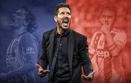 Diego Simeone và kế hoạch thay thế 8 trụ cột tại Atletico Madrid