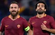 Mohamed Salah nói lời cảm động dành cho De Rossi trước chung kết C1