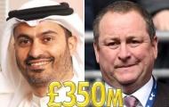 XONG! Hoàng thân Dubai thông báo đạt thỏa thuận mua CLB Premier League