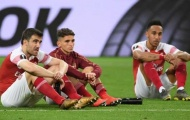 Sokratis lên tiếng xin lỗi người hâm mộ Arsenal sau trận chung kết UEFA Europa League