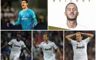 5 'sao bự' gia nhập Real từ Chelsea: Hi vọng Hazard, 'đau' cho Robben