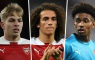4 tài năng trẻ triển vọng nhất của Arsenal mùa giải 2019/2020