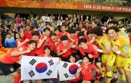 Rượt đuổi nghẹt thở, Hàn Quốc giành vé vào bán kết U20 World Cup