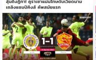 Truyền thông Thái Lan: ĐT Việt Nam xứng đáng vô địch, nhưng ...