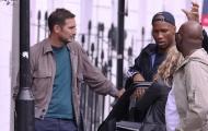 XONG! Có mặt ở London, Lampard sắp thay thế Sarri