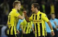 4 cái tên được Dortmund đón lại mái nhà xưa: 2 thành công, 2 lụi tàn