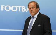 NÓNG! Michel Platini phủ nhận cáo buộc tham nhũng