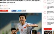 Báo Indo: Văn Hậu sẽ dự Europa League, sắp vượt mặt 3 ngôi sao của Indonesia