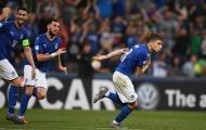 Thắng đàn em Hazard, U21 Ý hy vọng 'Ác mộng 2004' không hiện về