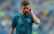 Buộc phải thắng, Messi đã 'cầu cứu' những người đặc biệt